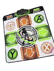 Non-Slip Dance Revolution DDR Dancing Pad Mat for Microsoft Xbox 360 PC Game