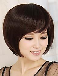 Capless 100% Human Hair  Curly Hair Wig