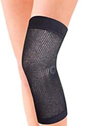 yt japão Chio escritório limpo cinto espontânea terapia de aquecimento magnética do joelho preto proteção apoio cinta (1 pc)