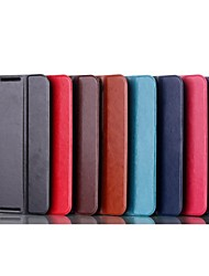 100% Original Design Crazy Horse Style Leather Cover Case for Lenovo A3300 7 inch Tablet