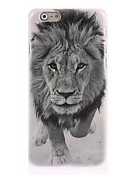 Lion Design PC Hard Case for iPhone 7 7 Plus 6s 6 Plus
