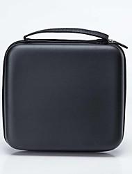 """eva bolsa de transporte protectora caso para 5 """"gps - negro"""