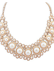 Masoo Women's Fashional Pearl Necklace