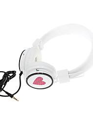 WZS- Ergonomic Hi-Fi Stereo Headphone with Mic Microphone-(Black+Pink)
