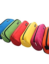 USLON® PU Multicolor  Soft Wear-resisting U Pen Bag