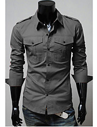 Men's Casual All-match Shirt