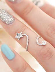 Women's Alloy Ring