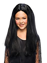 parrucca del partito di Halloween carino strega lunghi 45 centimetri bambini '