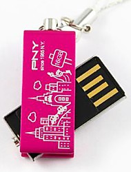 PNY Lovely Attaché Paris Eiffel Tower 16GB USB Flash Drive