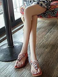 winble 2014 neue Vintage-Mode Sandale hochhackige Schuhe (orange) 2-6231