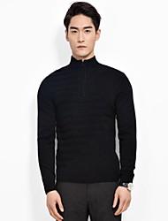 pull en tricot à col roulé pull bealead®new hiver hommes