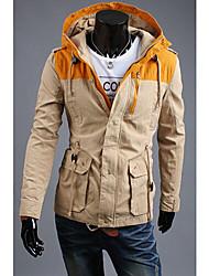 HIEND Men's Hoodie Casual Jacket
