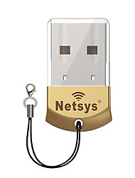 NETSYS Mini Protable Wifi 360 Small Size Though-Wall Domestic Wireless Router