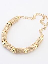 Bohemien Zylinder Masern modisch elegante Halskette