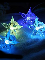 LED Pentagram Shaped Party Light (Random Color)