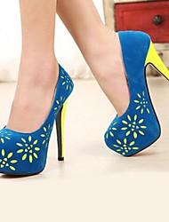 sapatos plataforma stiletto calcanhar das mulheres shoes