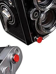 cam9020 cam-in profondo concavo pulsante dedicato alla fotocamera di scatto (rosso)