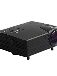 Mini HD Home LED Projector 640x480 with VGA USB SD HDMI Input