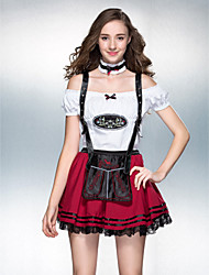 Sexy German Beer Girl Halloween Costume