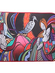 Okade 14'' Colorful Oil Painting Computer Liner Protection Notebook Computer Bag