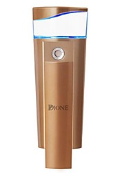USB Charging Instrument Nano Spray Water From The Mobile Power Function-Brown
