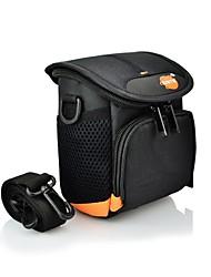 DSTE nylon sac de caméra F019 pour Nikon L820 L810 J1 J2 v1 v2 p7000 P7100 de reflex numériques