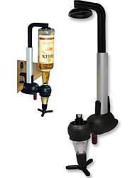 bar dispensador de vinho cabeça, aço inoxidável