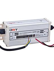 8.3a 12v lluvia a prueba de la fuente de alimentación de voltaje constante 100w de luz LED y la cámara de seguridad de vigilancia (AC 170 ~ 240v)