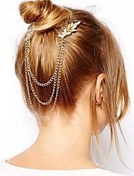 KL женская горный хрусталь волосы расческой