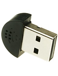mini usb micrófono 2.0 para pc