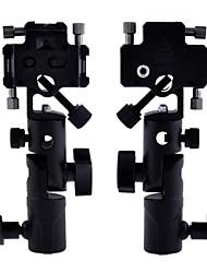 neewer® оптический срабатывает три-триггера флэш Umbrella Кронштейн для neewer Nikon Canon Speedlite Sony, Penta мигает