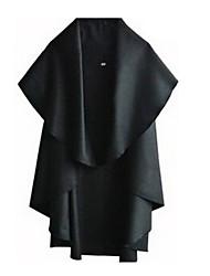 Европейский асимметричный пальто dixiuya женщин