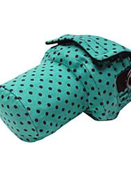 Siyoone A13-S Green Polka Dot Camera Bag For Canon700D 600D 650D /Nikon D7000D93