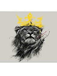 """Король дизайн лев всего тела защитный пластиковый корпус для 13 """"/ 15"""" MacBook-Pro с сетчатки дисплей"""