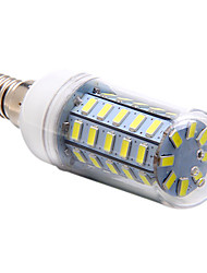 Ampoule Maïs Blanc Naturel E14 10 W 48 SMD 5730 1000 LM 6000-6500 K AC 100-240 V