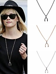 Pendant Necklaces Alloy Wedding / Party / Daily / Casual / Sports Jewelry