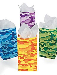 Coway  Christmas Color Fine Food Bags Gift Bags(Assorted Color)