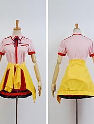 Futsuu no joshikousei ga Yukari Kohinata traje de cosplay