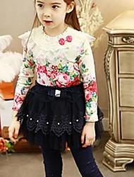 Korean Fashion Slim-Baumwolle Leggings Mädchen