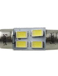Guirlande Automatique Blanc 2W SMD 5730 6000-6500 Lampe de lecture
