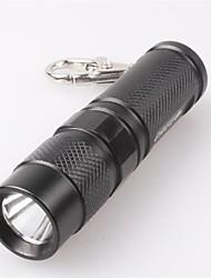 Eclairage Lampes Torches LED / Lampes de poche LED 700 Lumens 3 Mode Cree XP-E R2 18650 Résistant aux impacts