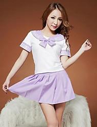 mignon uniforme cosplay étudiant des femmes