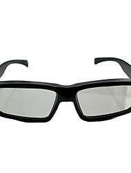 luz polarizada-Skyworth circular sin parpadear gafas 3D, Sony, LG, Konka, Changhong, mijo polarizado gafas 3d 3d tv