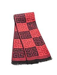 Herren-China-Art modale Baumwolle mischt Schal