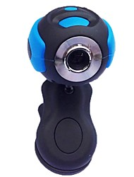 Webcam HD 12.0mp avec micphone pour ordinateur portable / PC / ordinateur portable
