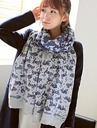 Frauen neue Linie der ultra soft Flaum Unisex-Schal