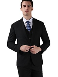 Men's Long Sleeve Regular Set , Lycra/Organic Cotton/Polyester Pure