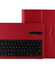 Detachable Bluetooth Keyboard Flip Stand Leather Case for Samsung Galaxy Tab S T800 T805 10.5