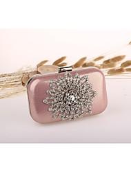 Rhinestone Sun flower Wedding /Special Occasion Evening Handbags/Clutchs