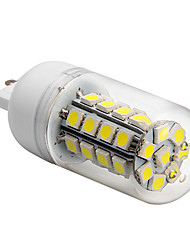 5W G9 LED Corn Lights T 36 SMD 5050 450 lm Cool White AC 220-240 V